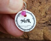 M1R Knitting Increase Stitch Marker (Made To Order)