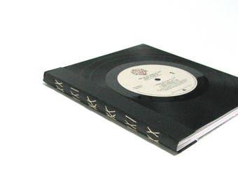 Deep Purple - Vinyl Record LP Notebook