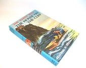 Hardy Boys Hollow Book Safe House on the Cliff Hollowed out Book Secret Stash Compartment Keepsake box