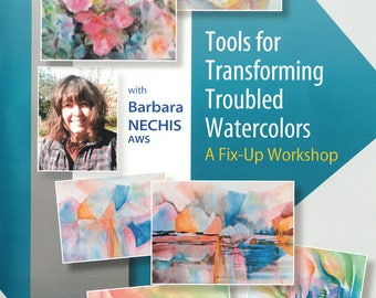 Tools For Transforming Troubled Watercolors