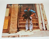 "Bob Dylan ""Street Legal"" Vinyl Record LP Album 1978"