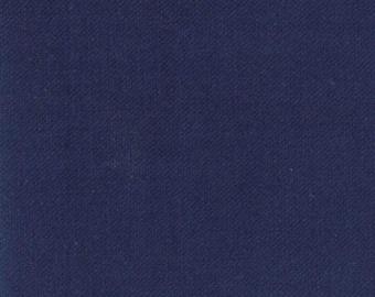 Moda Fabrics Bella Solids Nautical Blue