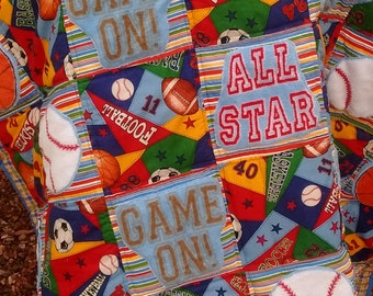 All Star Sporty Quilt