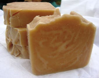 Wild Mountain Honey Soap