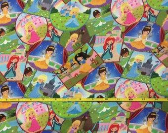 "NEW Princess cotton lycra knit fabric 95/5 58"" wide."