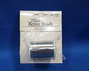 Elite Better Beads 28 gauge wire