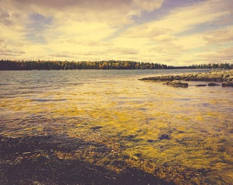 Maine Coast - Ocean Photography - Nature Photography - Coastal Decor - Coastal Art - Down East - New England - Seascape - Ocean Art - Decor
