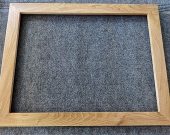 18x24 Butternut Picture Frame