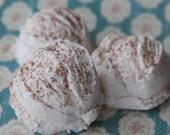Amaretto Tiramisu Bubble Truffle - Bubble Bath Scoop  - Single Serving