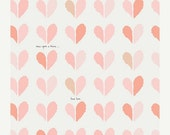 ON SALE Paperie Happily Ever After - 1/2 Yard