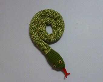 Draft Stopper Snake Door Snake Mixed Colors, Crochet Draft Dodger, Door Draft Snake 41 Inches