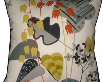 """GP & J Baker 'Harebell' Cushion Pillow Cover 18"""""""