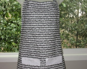 Womens Aprons - Aprons for Women - Sheet Music