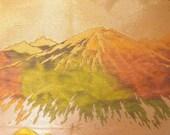 Fukuro obi S583, autumn colors