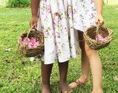 Custom Small Ivy Basket
