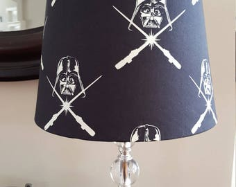 Star wars Darth Vader lamp shade