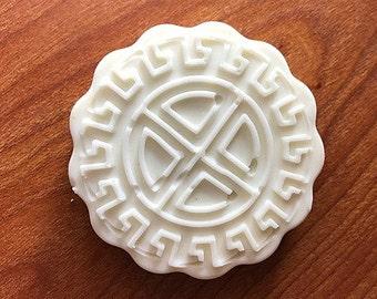 Celtic Crop Circle Soap