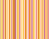 Clearance FABRIC SUMMER SONG Stripes line by Riley Blake   We combine shipping