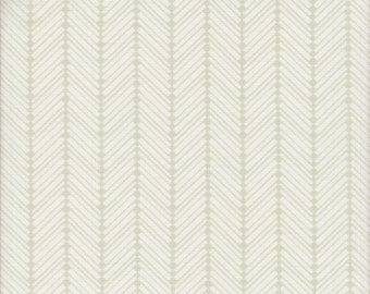 Free Spirit Fabrics Heather Bailey True Colors Checkerbone in Silver - Half Yard