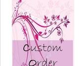 Custom Order for Katie iphone Wallet Case