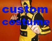 only for deathTD CUSTOM COSTUME