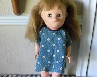 "1963 W M Steig  Horsman Dolls   17"" Poor Pitiful Pearl"