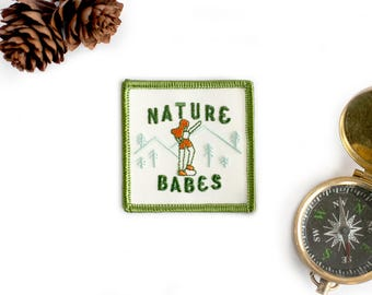 Nature Babes Patch