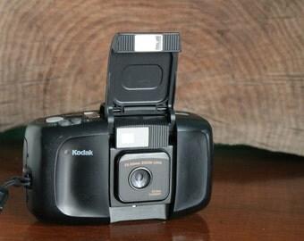 Kodak 35mm camera working
