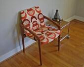 Vintage Chair Mid Century Modern, Retro, Danish Modern
