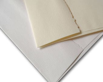 Teton - Deckled Edge - A2 Envelopes - 50 pk