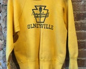 Vintage boys club of america sweatshirt sz M
