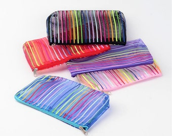Beading Travel Bag/Zipper Pouch - Sold Individually - Choose your color
