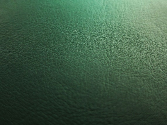 Faux leather fabric in lambskin pattern dark forest for Patterned material for sale