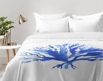 Sea Coral Comforter