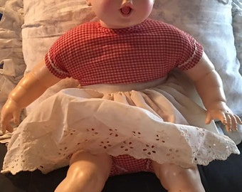 Vintage Gerber doll - 1973- Baby Doll- toy