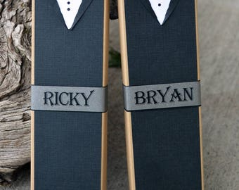 Will You Be My Groomsman Cigar Box Tux Best Man Time To Suit Up Rustic Custom Gift