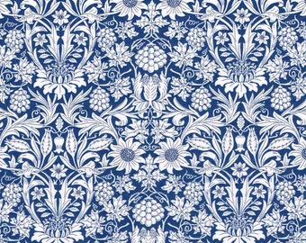 Liberty Fabric Mortimer A Tana Lawn One Yard- * PRE-ORDER *