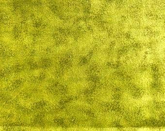 1/2 yard of premium flannel fabric - green (145FH)
