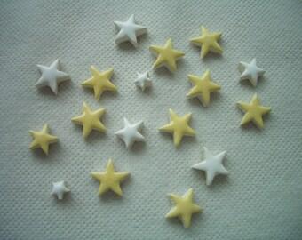 17TS - TINY STARS  - Ceramic Mosaic Tiles