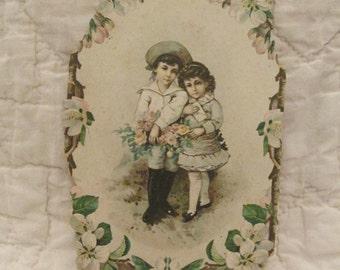 Vintage Victorian Card SALE