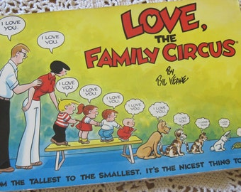 Vintage 1983 Family Circus Comic Book