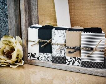 Gift Box/Envelope Assortment- Set of 5