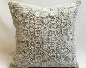 Lavender Sachet of Vintage Textiles
