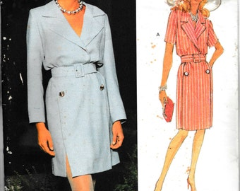 Givenche Vintage Vogue Paris Original Dress Pattern