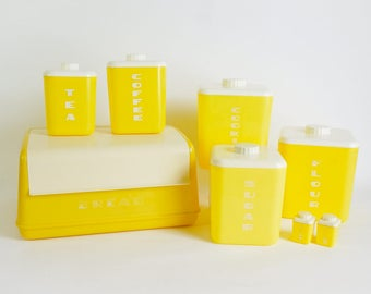 Vintage Cookie Jars Etsy