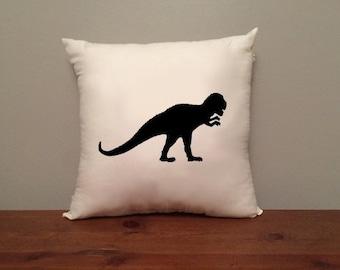 Allosaurus Dinosaur Pillow