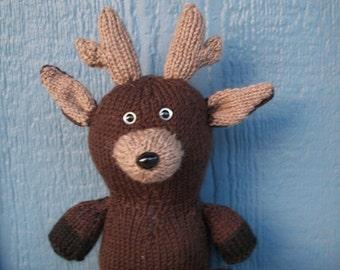 Roscoe the Reindeer