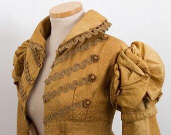 REPLICA Regency Jane Austen dress Spencer Jacket Pelisse CUSTOM reserved