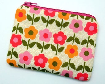 RS Zipper pouch / coin purse /card bag (padded) (ZS-202)
