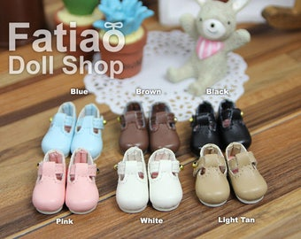 Fatiao - New Lati Yellow Pukifee BJD Doll Shoes (Size 2.5cm)